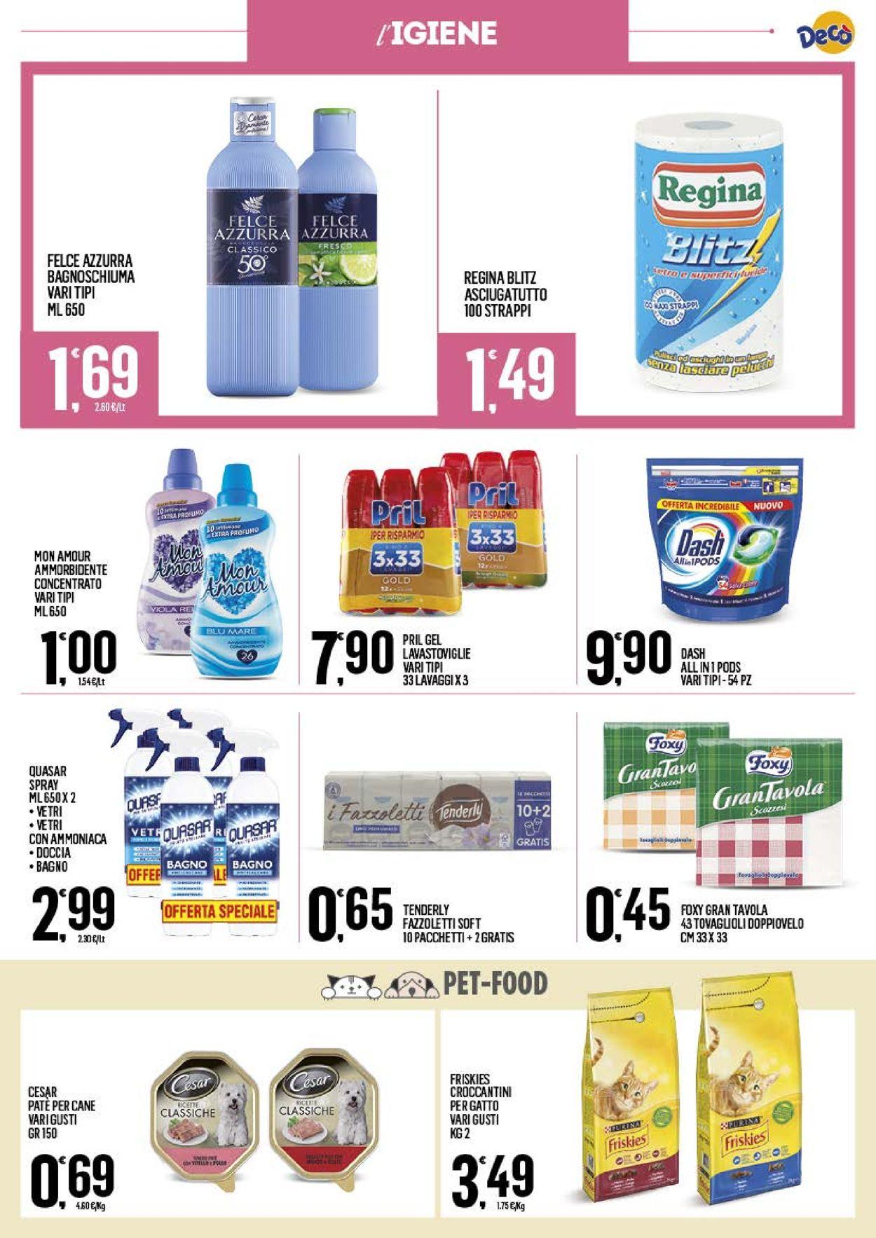 Volantino Deco Market - Offerte 29/01-08/02/2021 (Pagina 19)