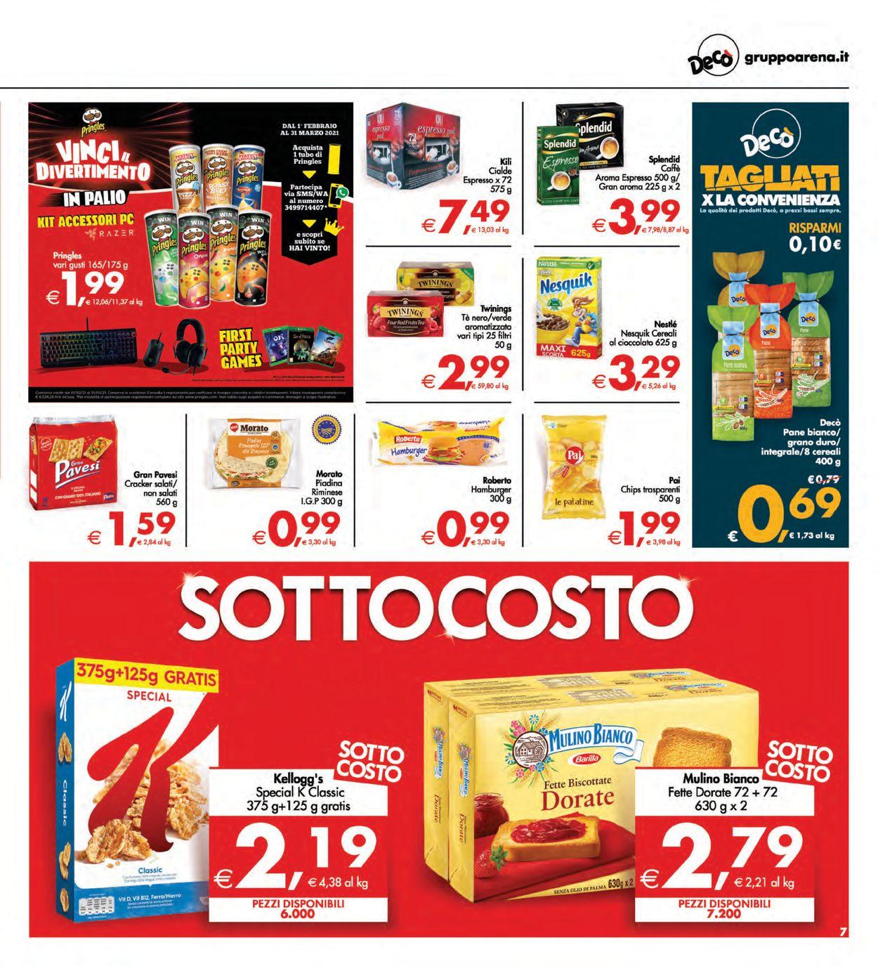 Volantino Deco Superstore - Offerte 09/02-18/02/2021 (Pagina 7)