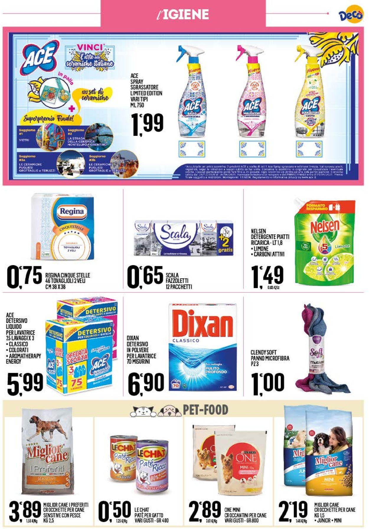 Volantino Deco Supermercati - Offerte 09/02-18/02/2021 (Pagina 23)