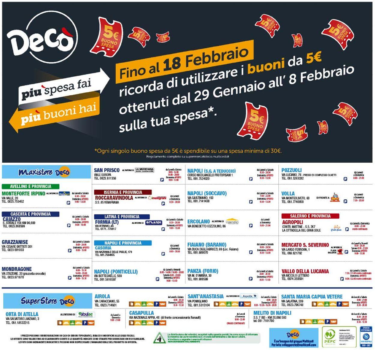 Volantino Deco - Offerte 09/02-18/02/2021 (Pagina 24)