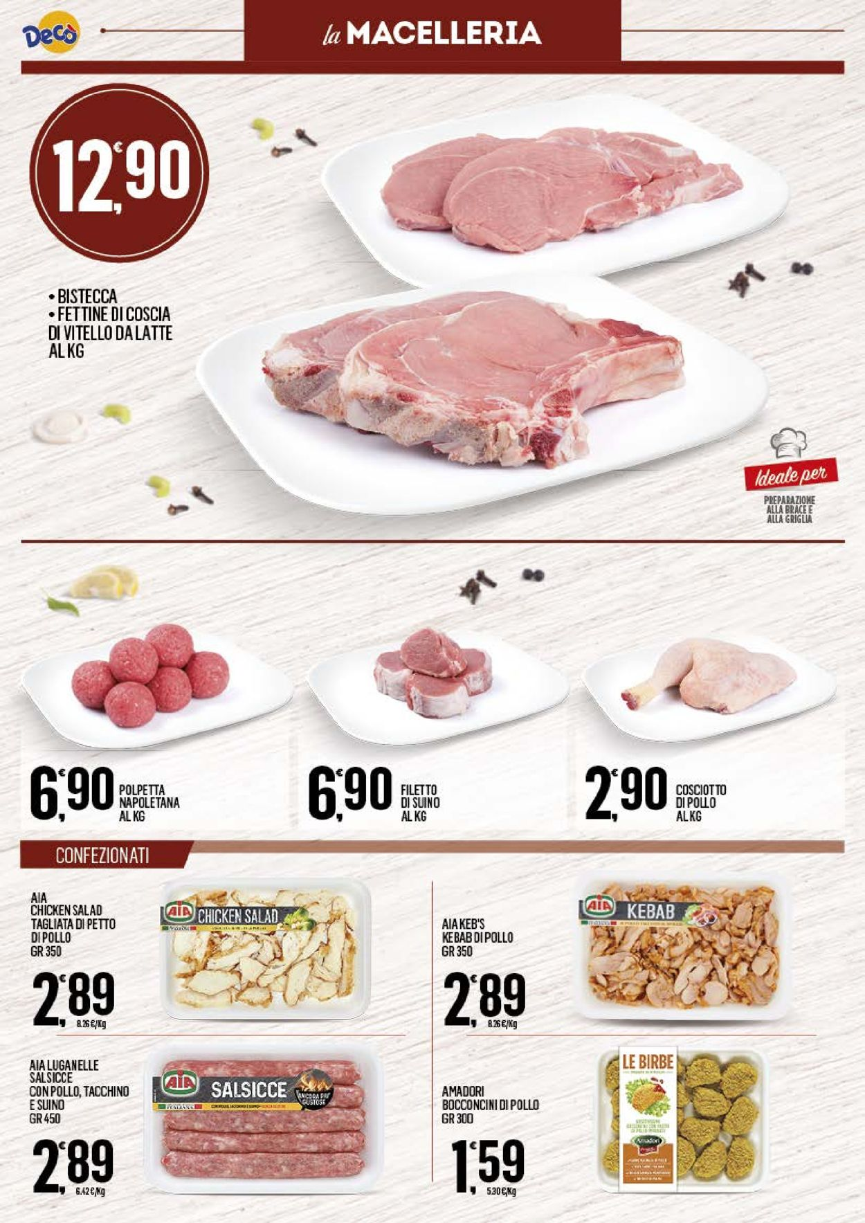 Volantino Deco Market - Offerte 09/02-18/02/2021 (Pagina 8)
