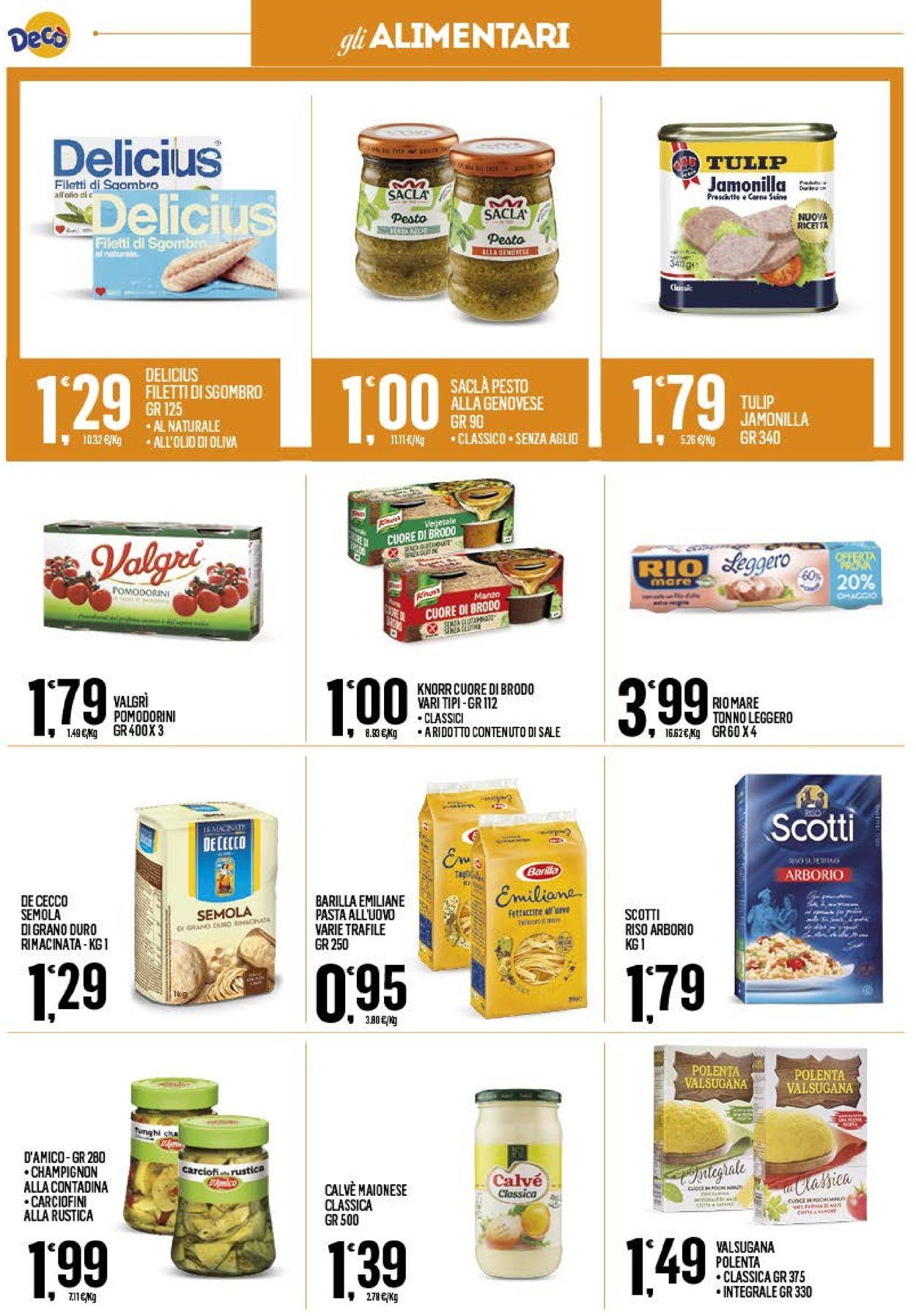 Volantino Deco Market - Offerte 09/02-18/02/2021 (Pagina 10)