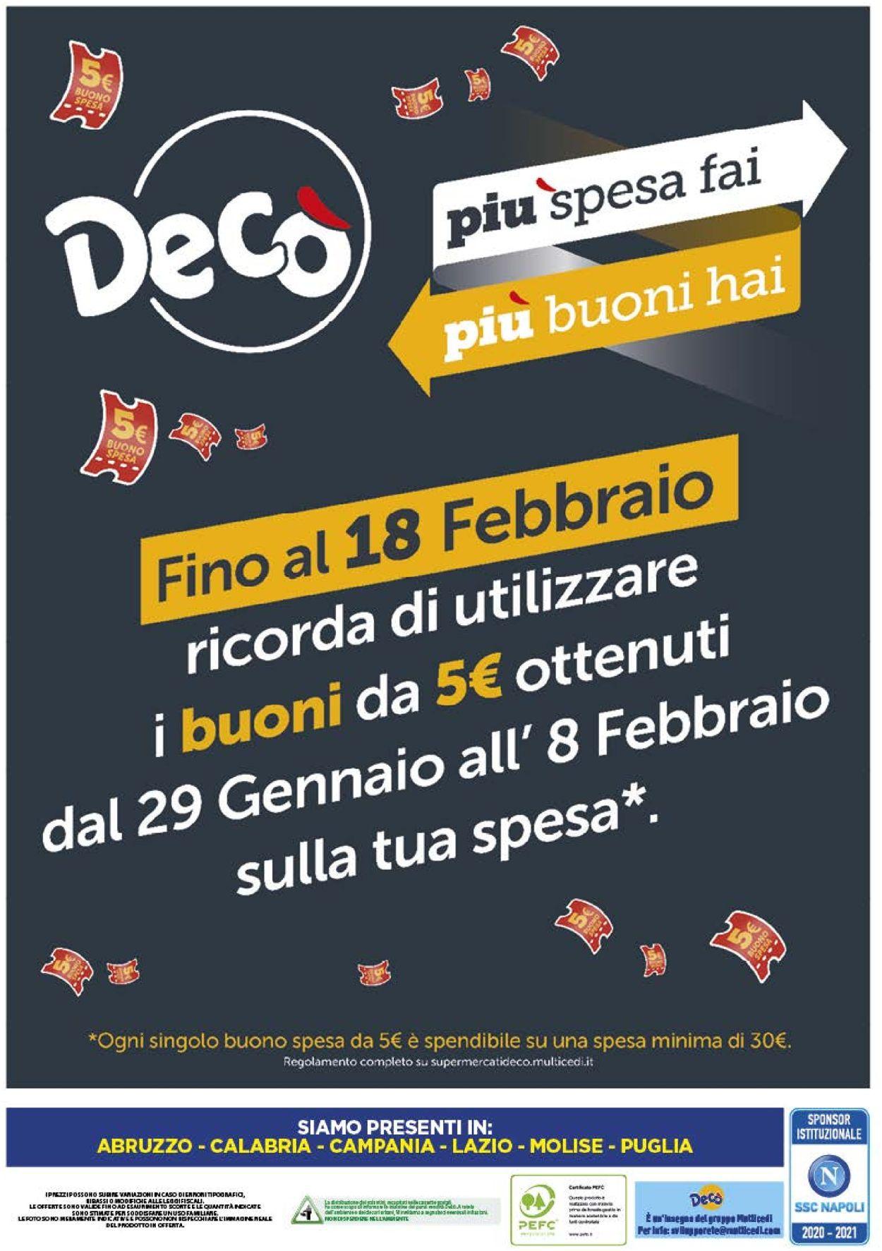 Volantino Deco Market - Offerte 09/02-18/02/2021 (Pagina 20)