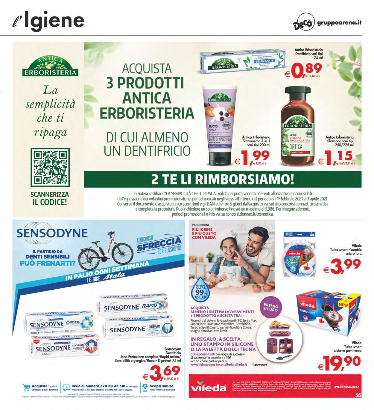 Volantino Deco - Offerte 19/02-03/03/2021 (Pagina 25)