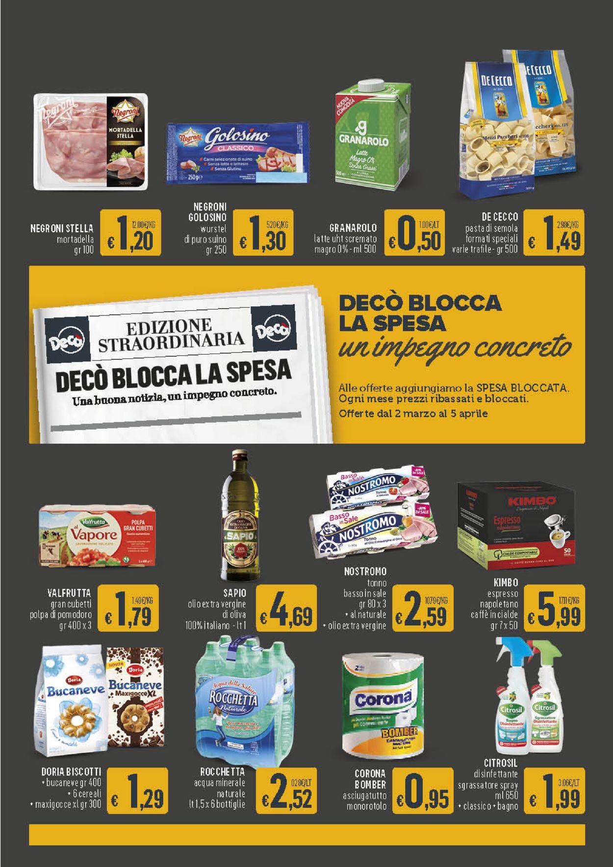 Volantino Deco - Offerte 02/03-11/03/2021 (Pagina 5)
