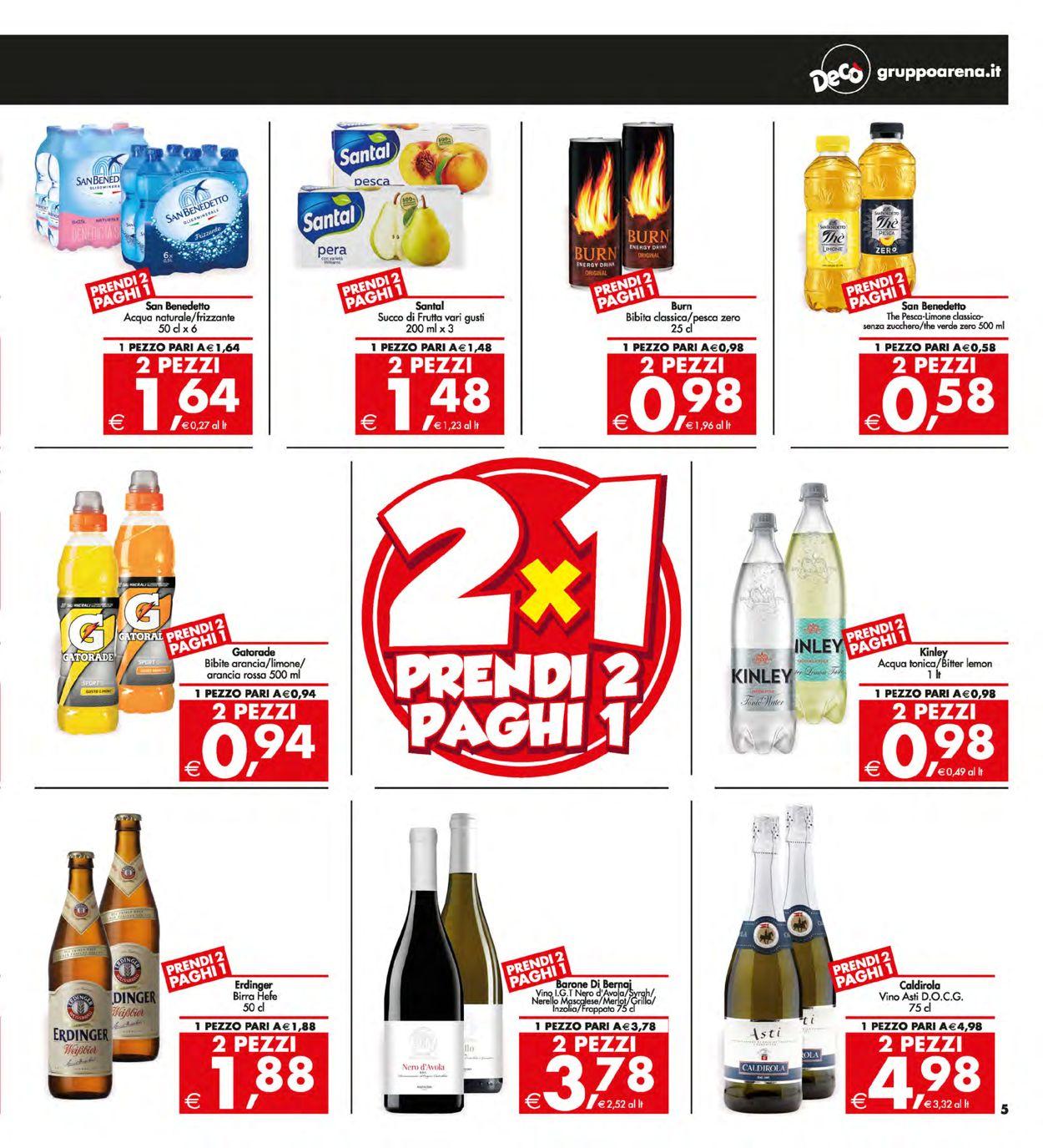 Volantino Deco - Offerte 04/03-12/03/2021 (Pagina 5)