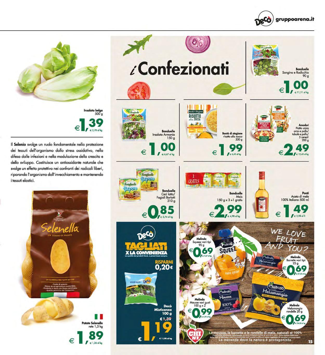 Volantino Deco - Offerte 04/03-12/03/2021 (Pagina 15)