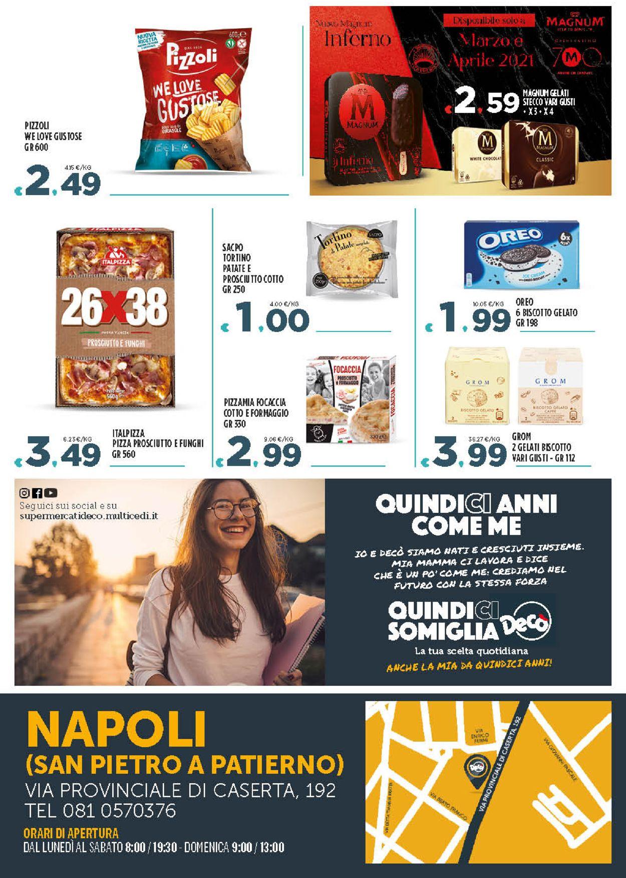 Volantino Deco - Offerte 12/03-22/03/2021 (Pagina 8)