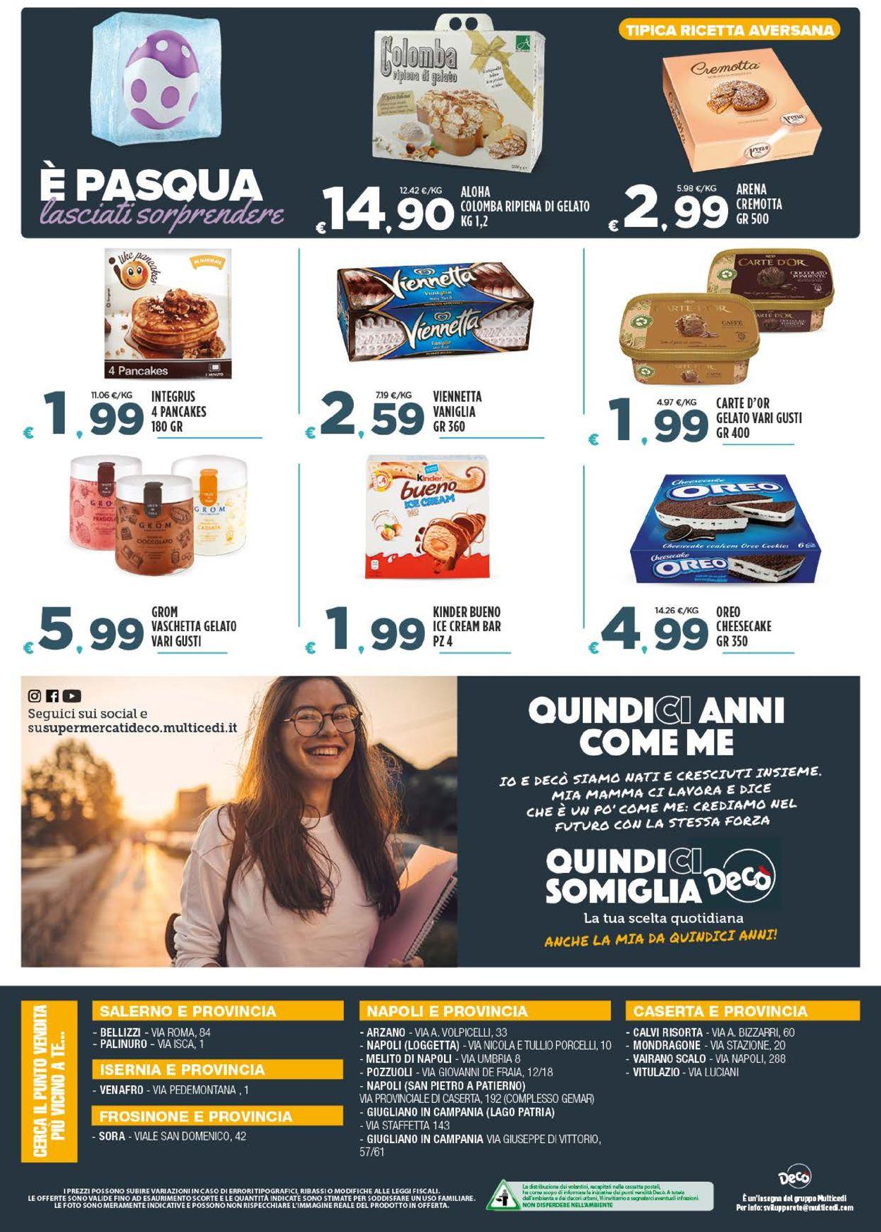Volantino Deco - Pasqua 2021! - Offerte 23/03-15/04/2021 (Pagina 8)