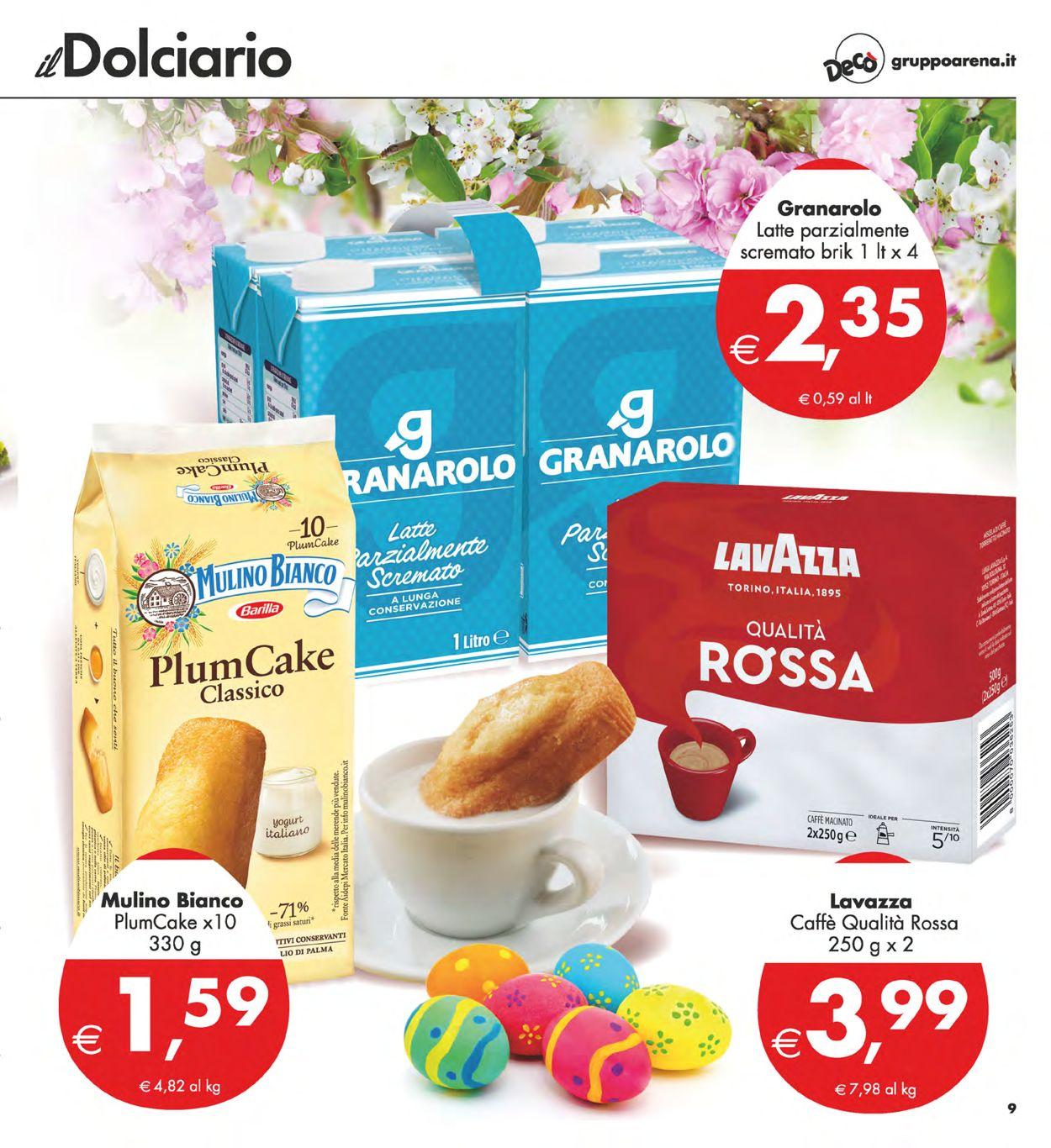 Volantino Deco - Pasqua 2021! - Offerte 25/03-05/04/2021 (Pagina 9)