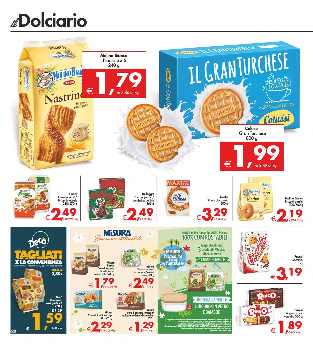 Volantino Deco - Offerte 06/04-15/04/2021 (Pagina 20)