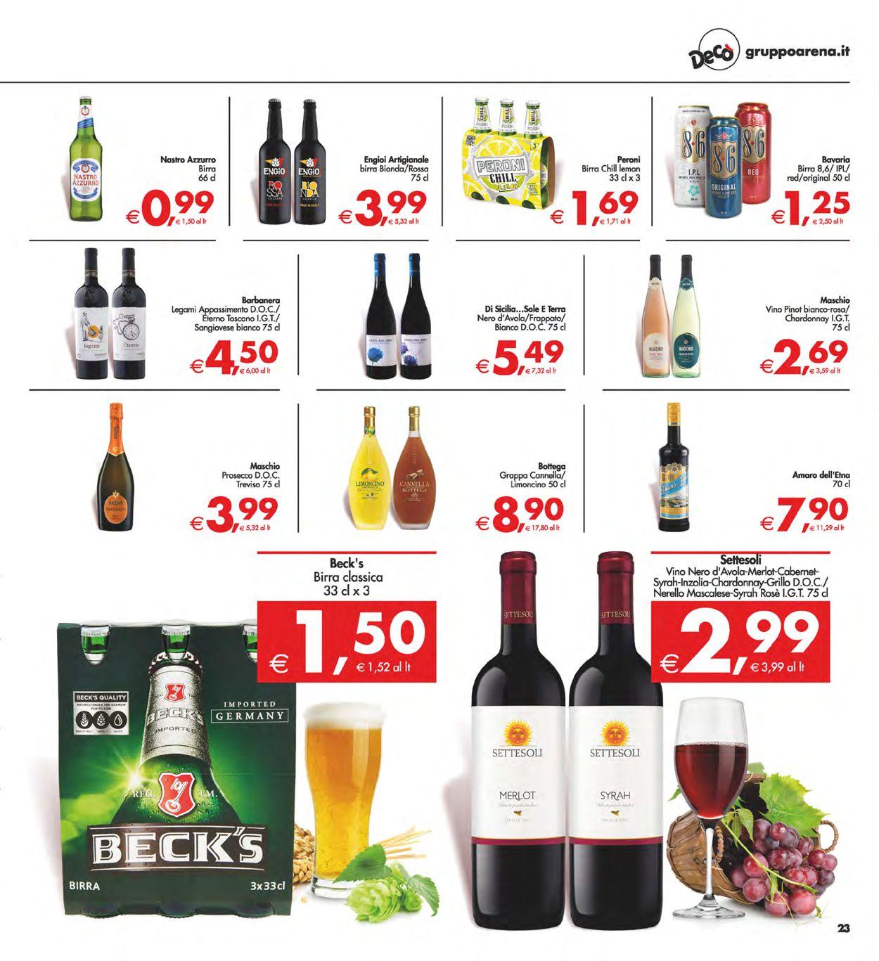 Volantino Deco - Offerte 06/04-15/04/2021 (Pagina 23)
