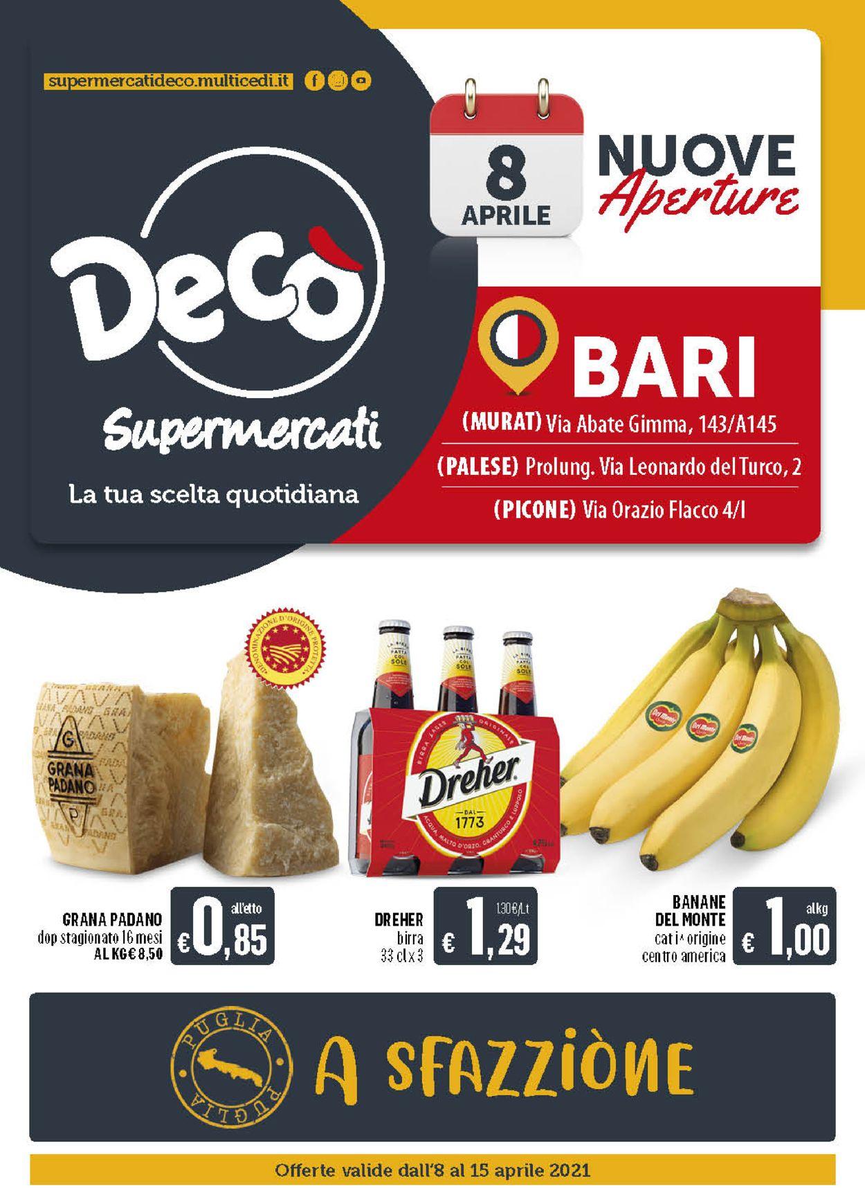 Volantino Deco - Offerte 08/04-15/04/2021