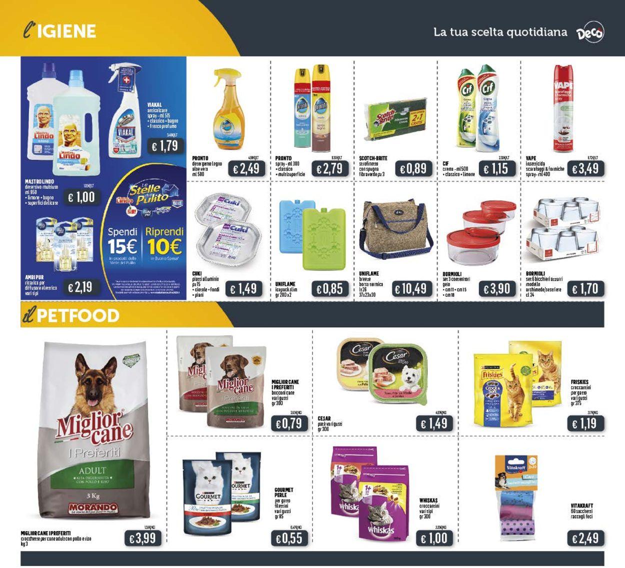 Volantino Deco - Offerte 16/04-26/04/2021 (Pagina 23)
