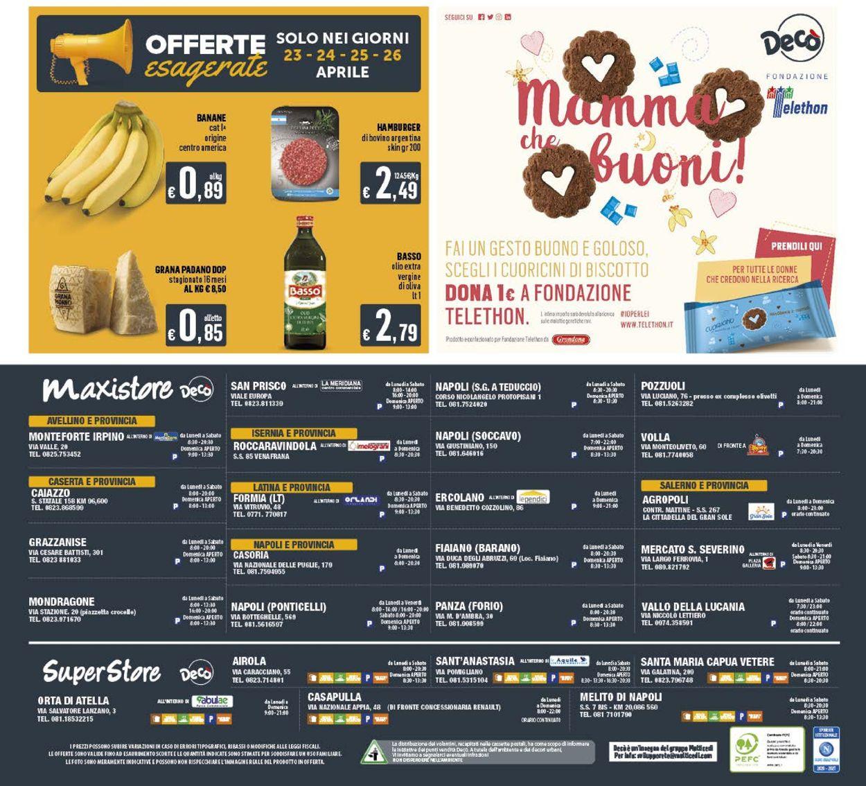 Volantino Deco - Offerte 16/04-26/04/2021 (Pagina 24)