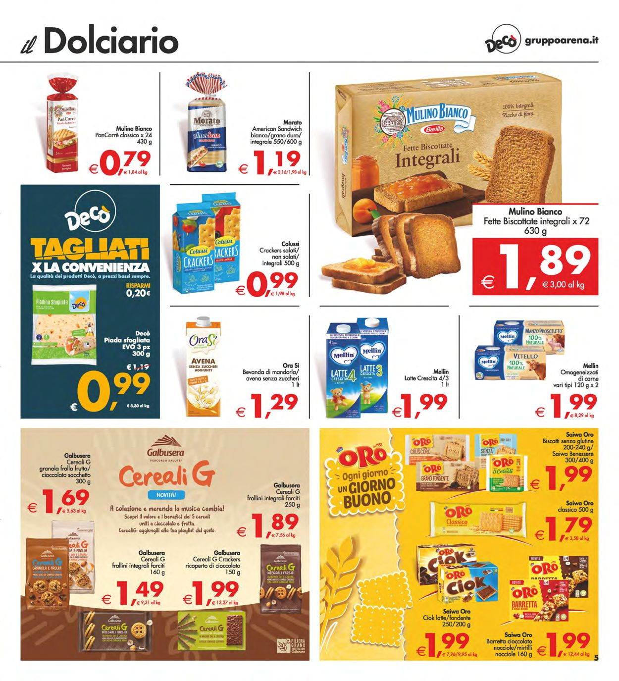 Volantino Deco - Offerte 27/04-06/05/2021 (Pagina 5)