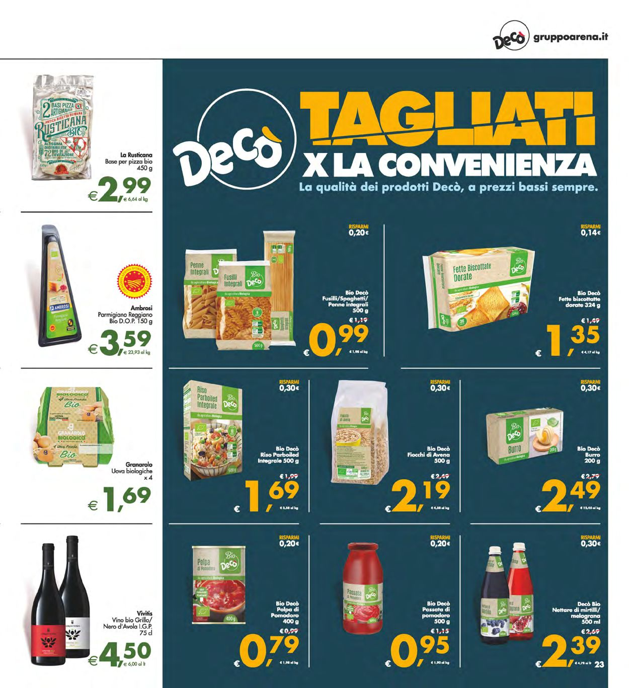 Volantino Deco - Offerte 27/04-06/05/2021 (Pagina 23)