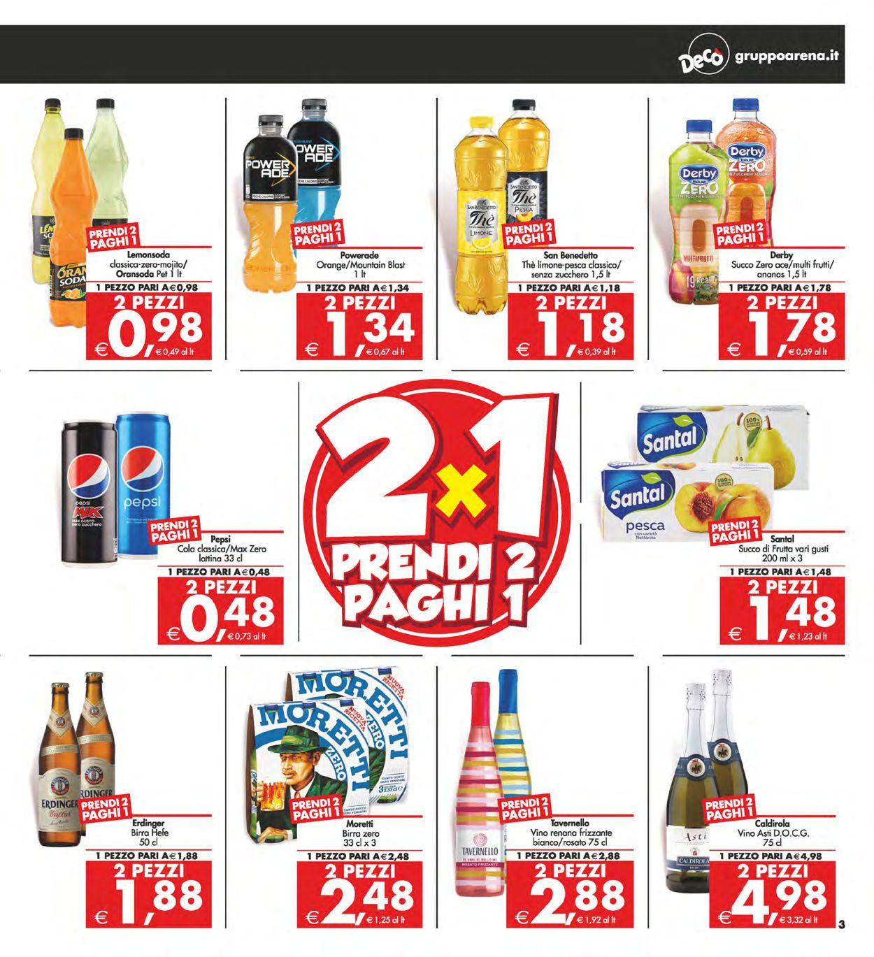Volantino Deco - Offerte 07/05-17/05/2021 (Pagina 3)