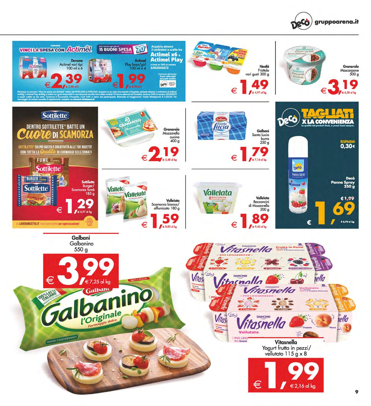 Volantino Deco - Offerte 07/05-17/05/2021 (Pagina 9)