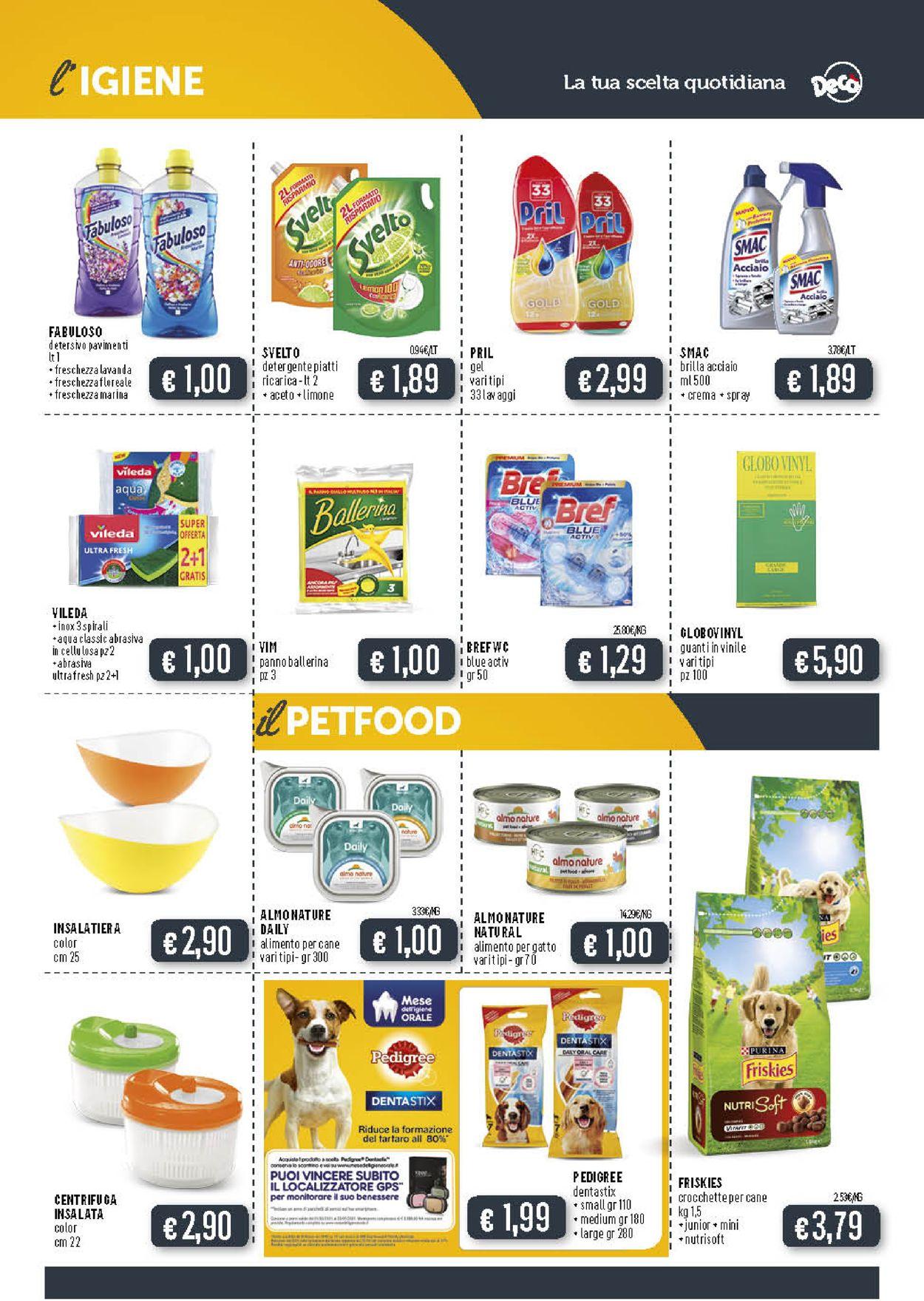 Volantino Deco - Offerte 14/05-17/05/2021 (Pagina 23)