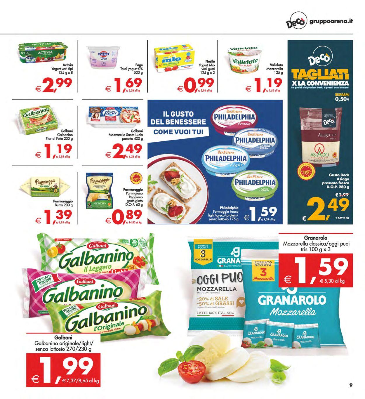 Volantino Deco - Offerte 18/05-27/05/2021 (Pagina 9)