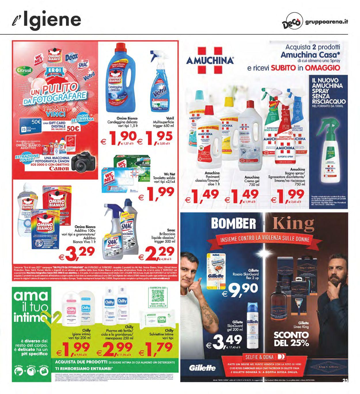 Volantino Deco - Offerte 18/05-27/05/2021 (Pagina 25)
