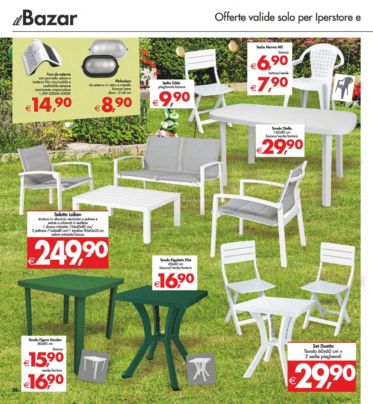 Volantino Deco - Offerte 18/05-27/05/2021 (Pagina 28)