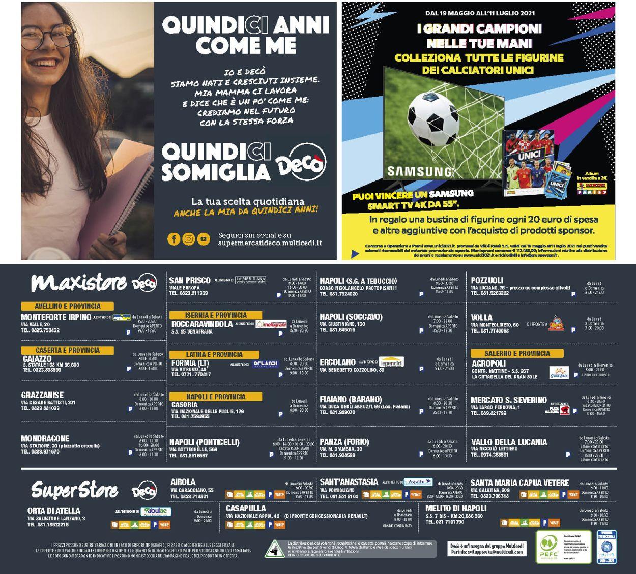 Volantino Deco - Offerte 18/05-27/05/2021 (Pagina 24)