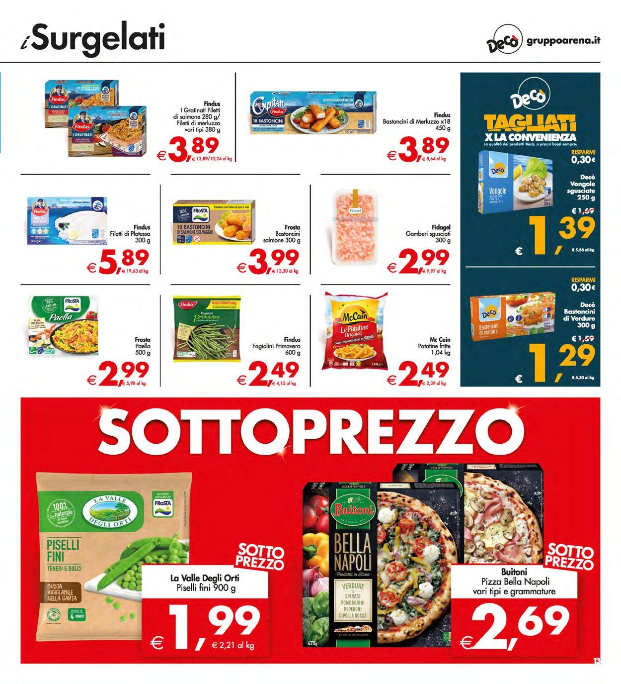 Volantino Deco - Offerte 28/05-07/06/2021 (Pagina 13)