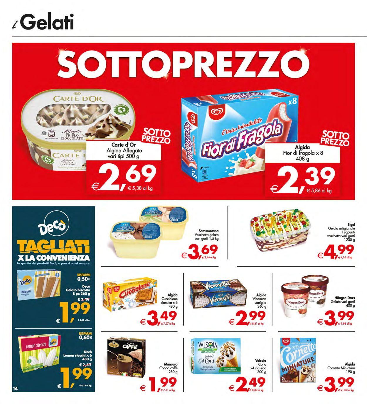 Volantino Deco - Offerte 28/05-07/06/2021 (Pagina 14)
