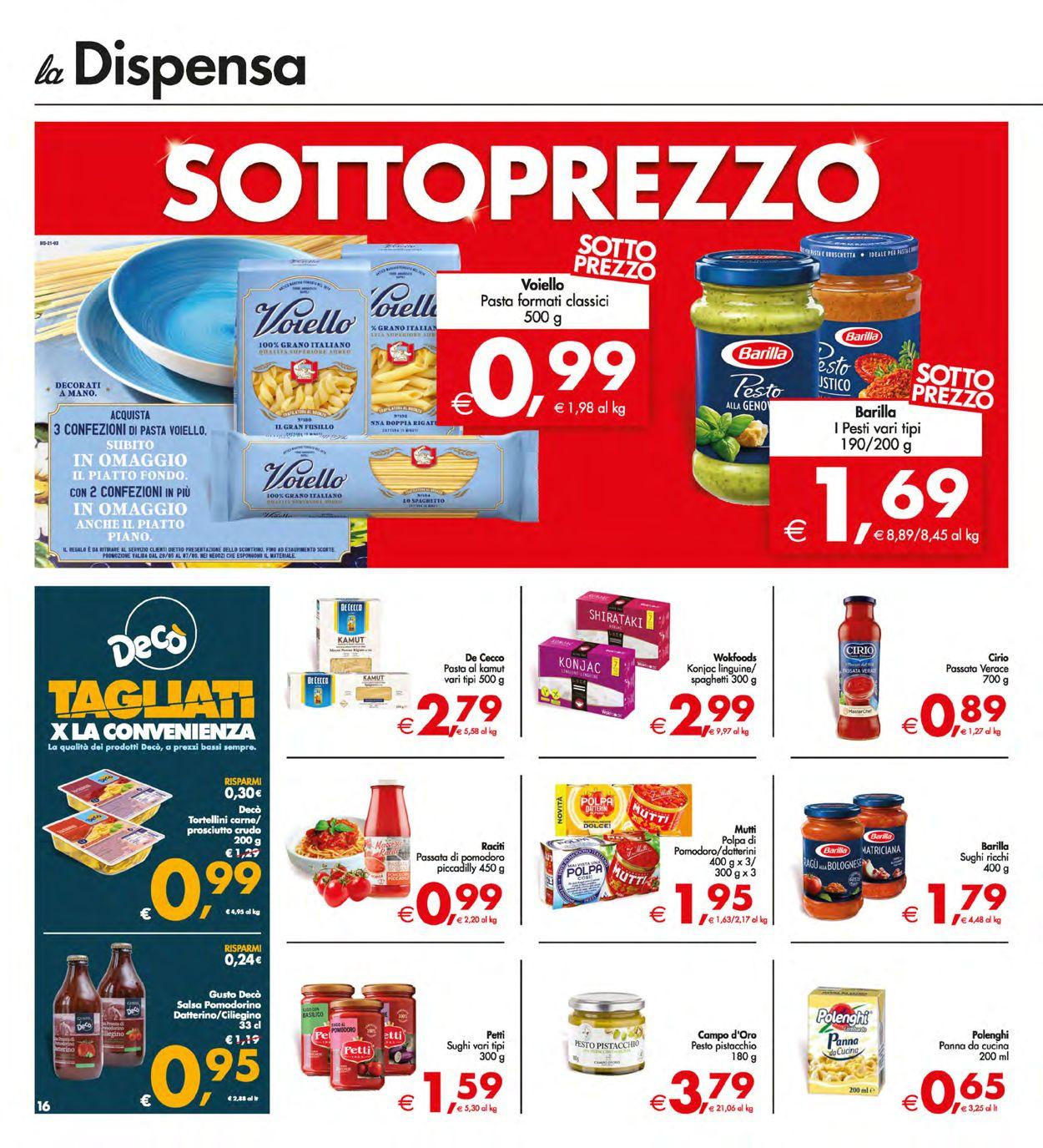 Volantino Deco - Offerte 28/05-07/06/2021 (Pagina 16)