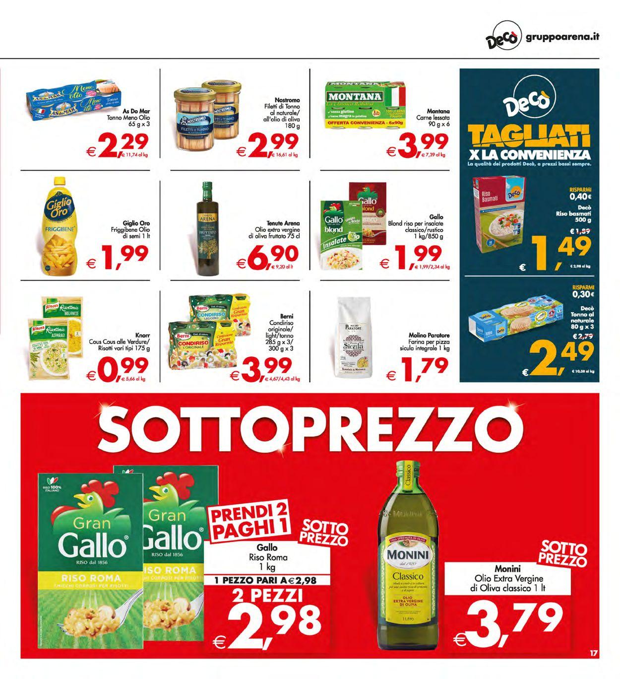 Volantino Deco - Offerte 28/05-07/06/2021 (Pagina 17)