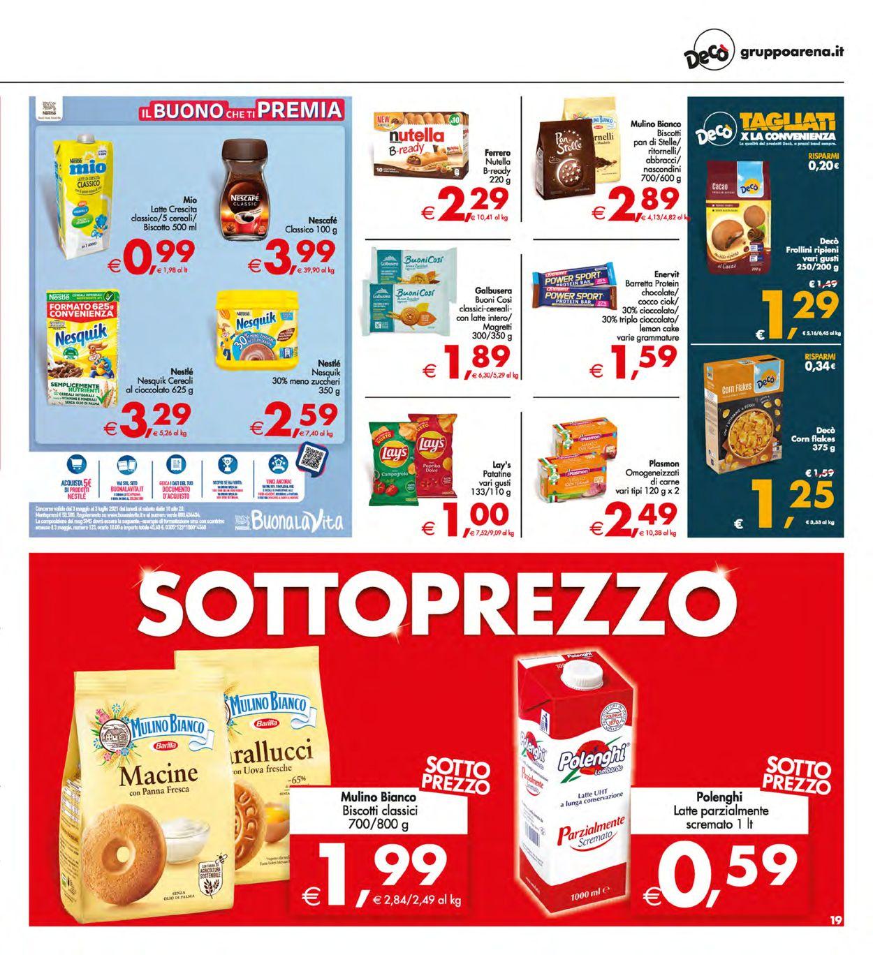 Volantino Deco - Offerte 28/05-07/06/2021 (Pagina 19)