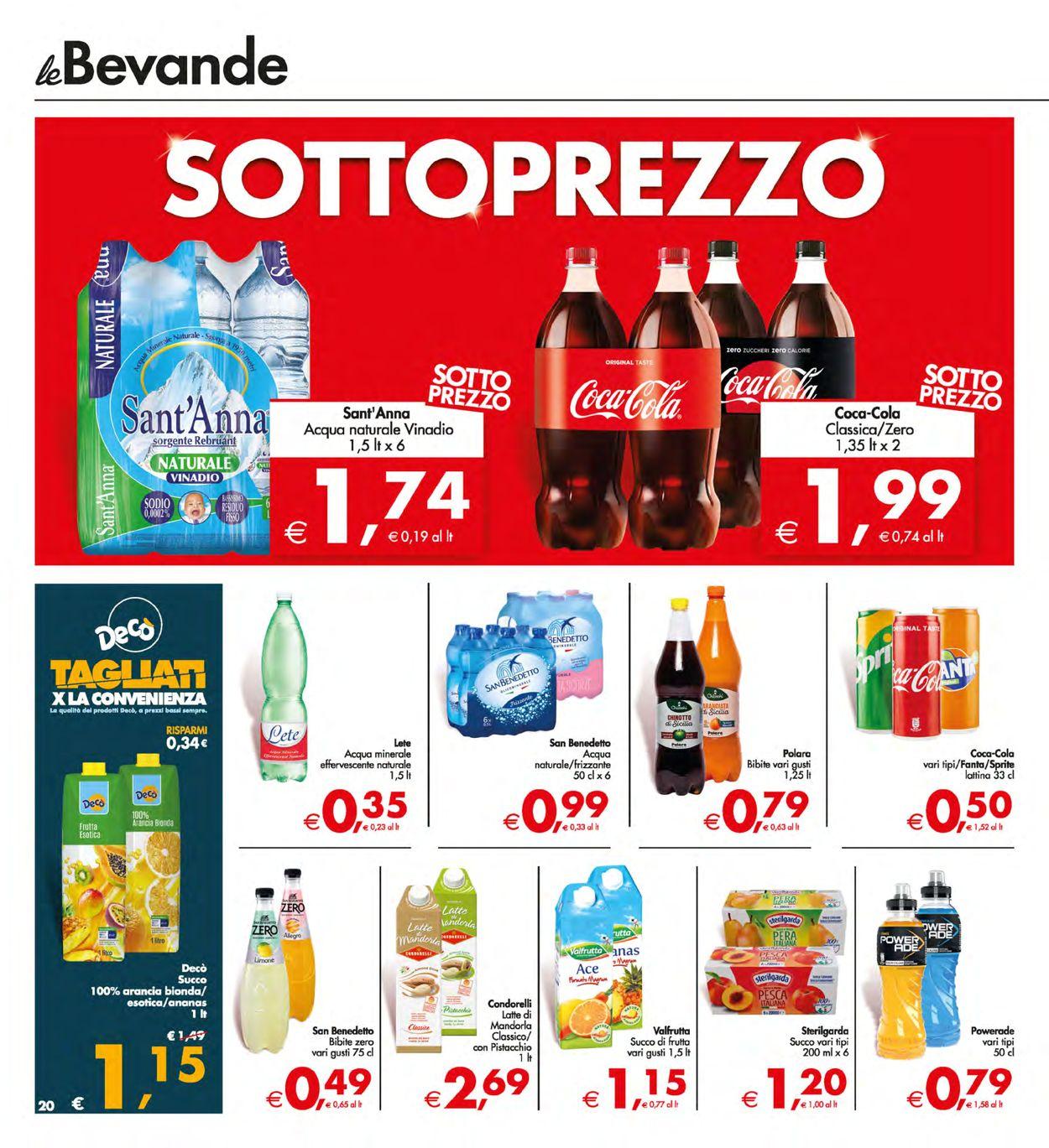 Volantino Deco - Offerte 28/05-07/06/2021 (Pagina 20)