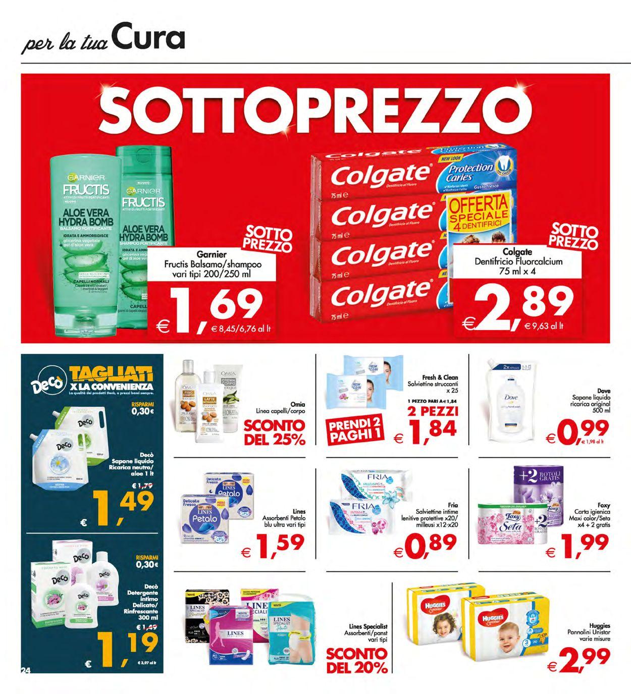 Volantino Deco - Offerte 28/05-07/06/2021 (Pagina 24)