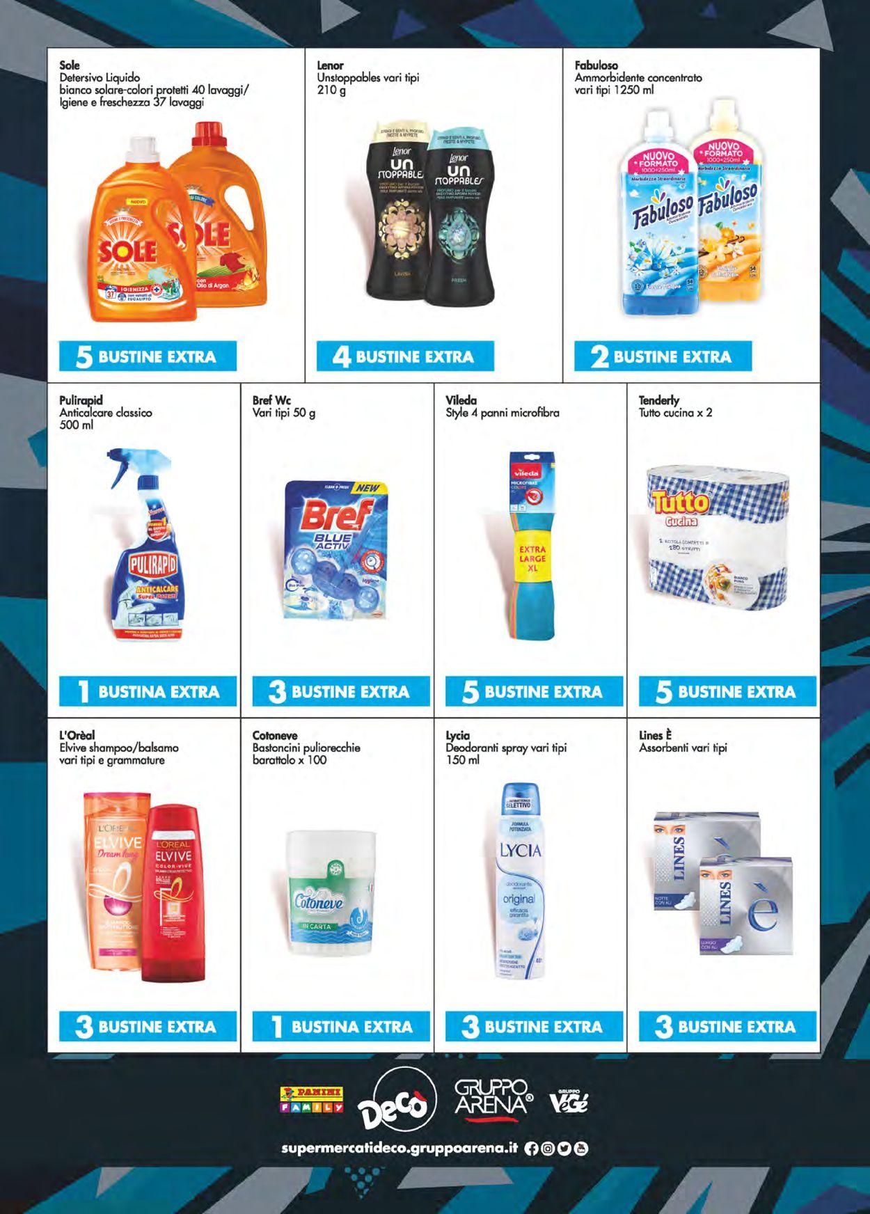 Volantino Deco - Offerte 02/06-13/06/2021 (Pagina 4)