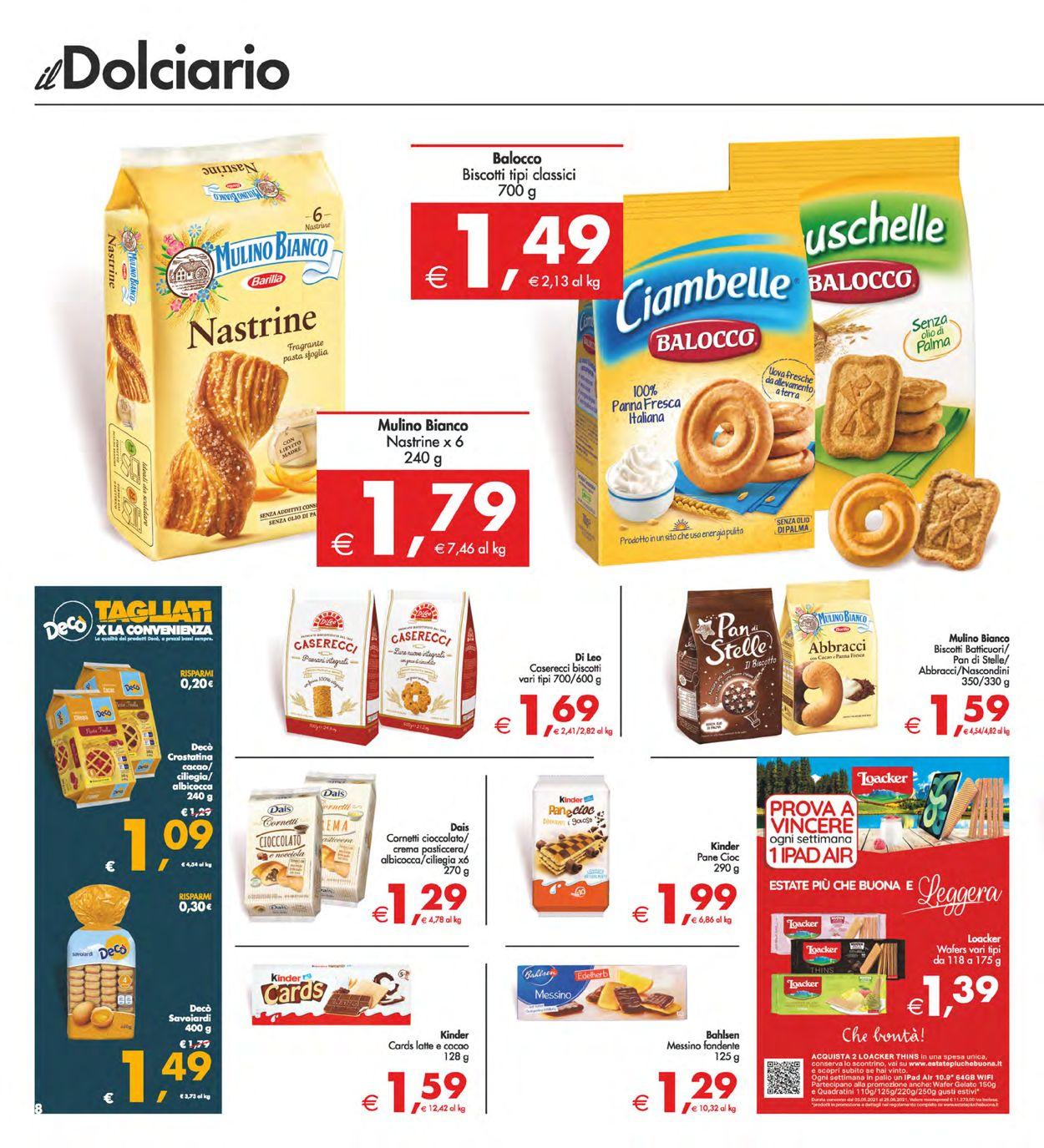 Volantino Deco - Offerte 08/06-17/06/2021 (Pagina 8)