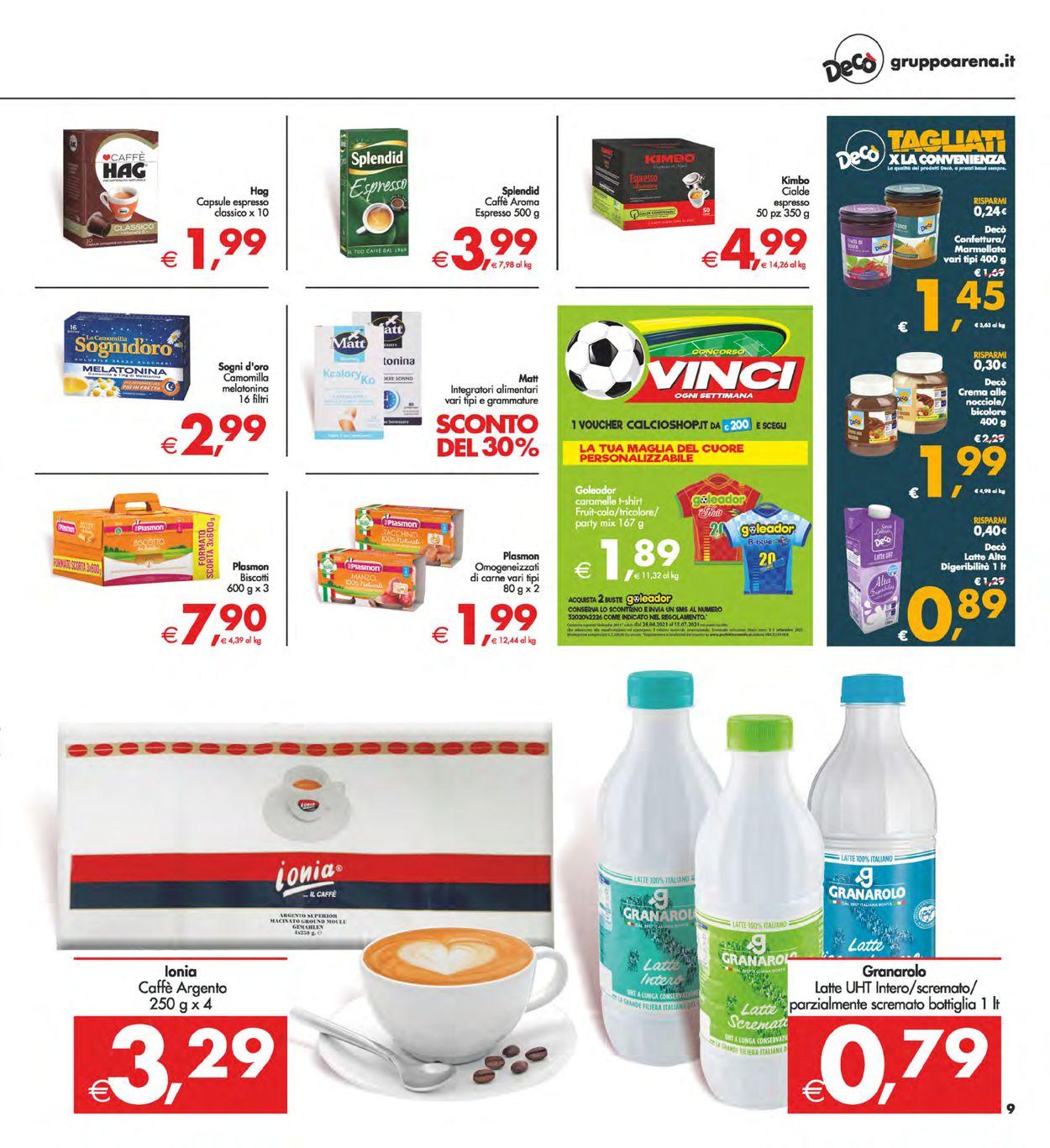 Volantino Deco - Offerte 08/06-17/06/2021 (Pagina 9)