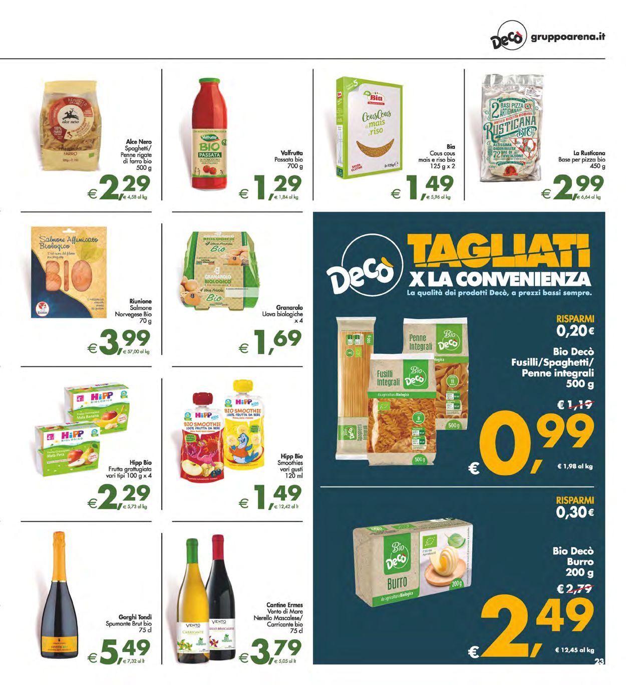 Volantino Deco - Offerte 08/06-17/06/2021 (Pagina 23)