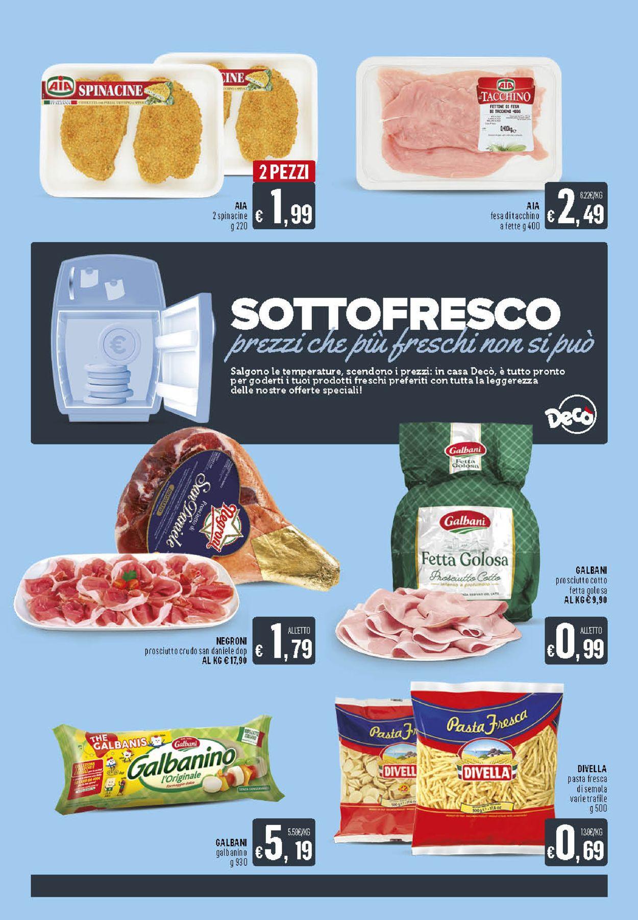 Volantino Deco - Offerte 08/06-17/06/2021 (Pagina 2)
