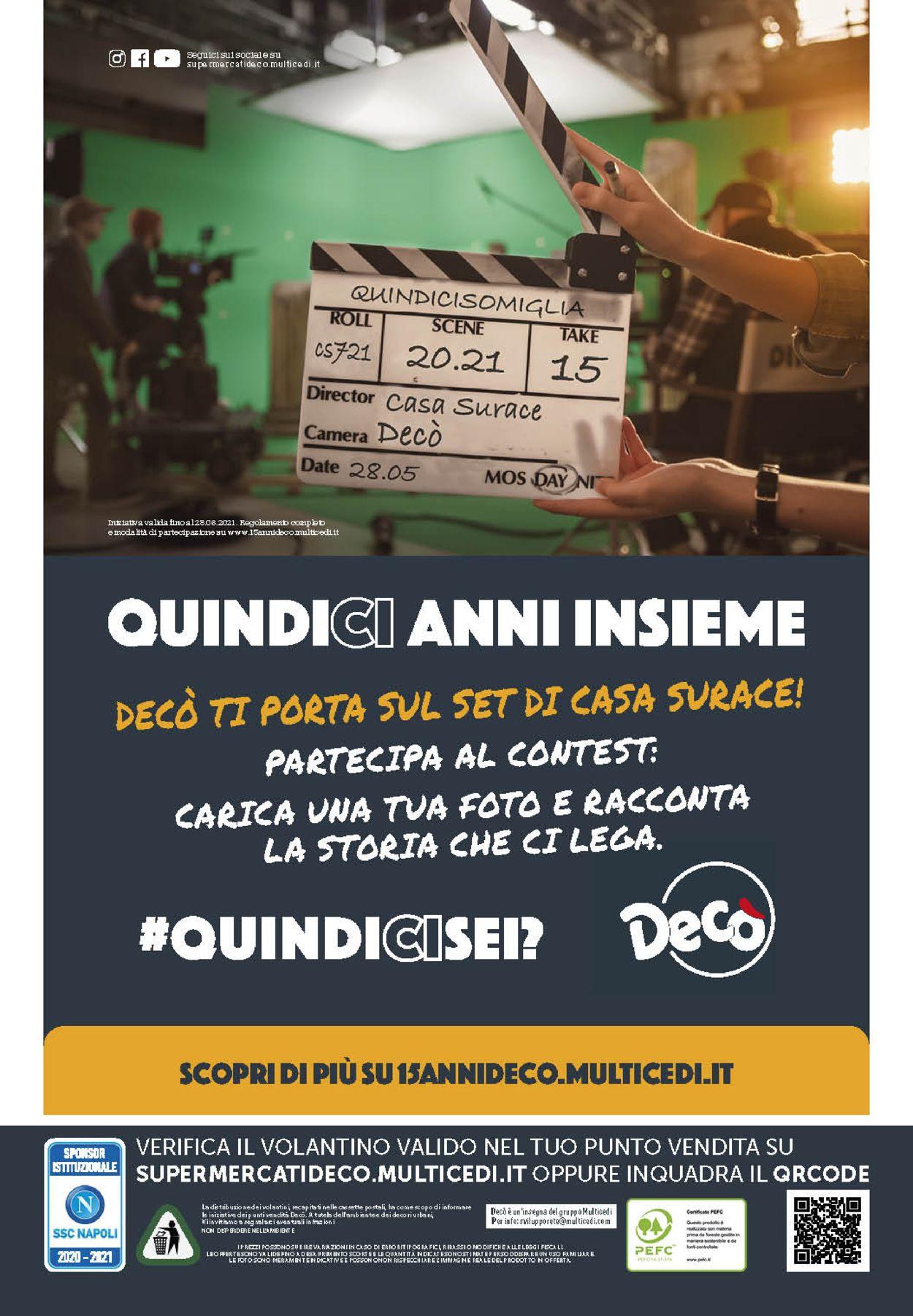 Volantino Deco - Offerte 08/06-17/06/2021 (Pagina 24)