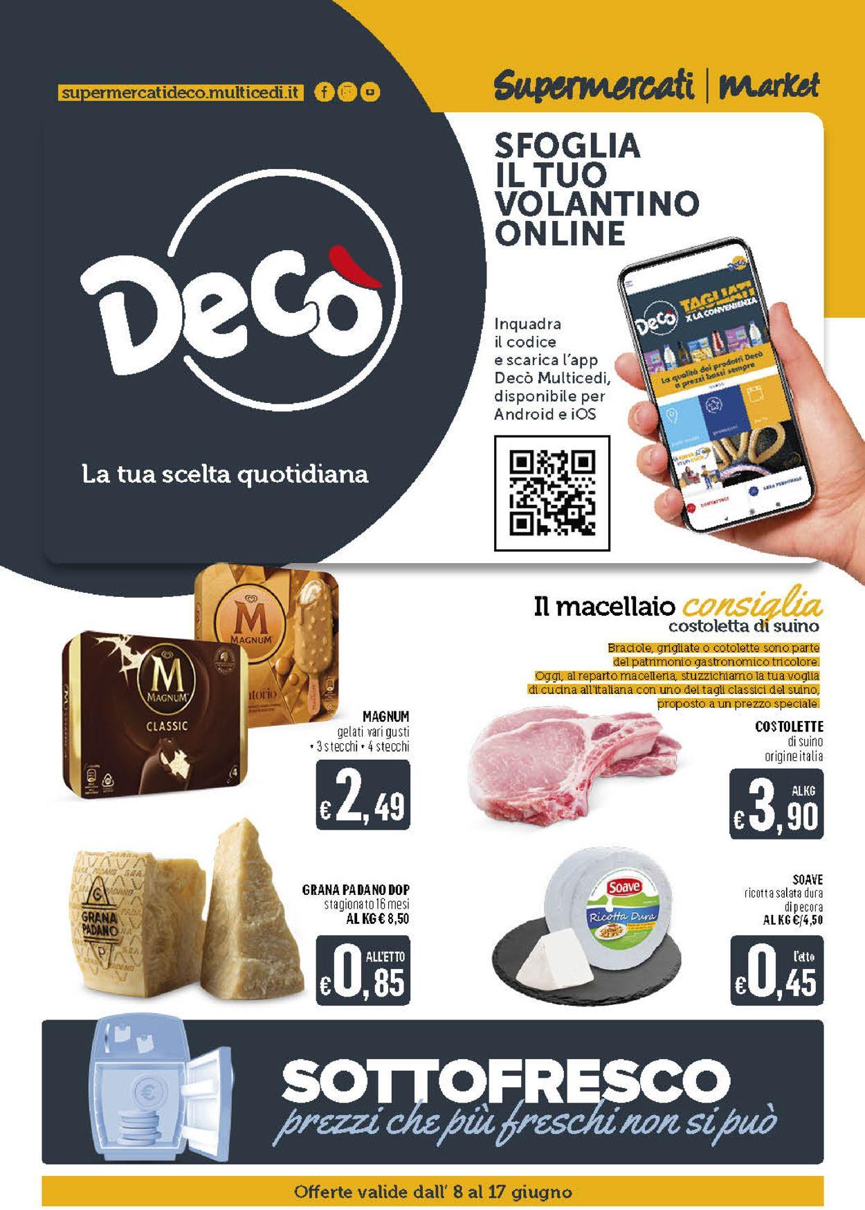 Volantino Deco - Offerte 08/06-17/06/2021