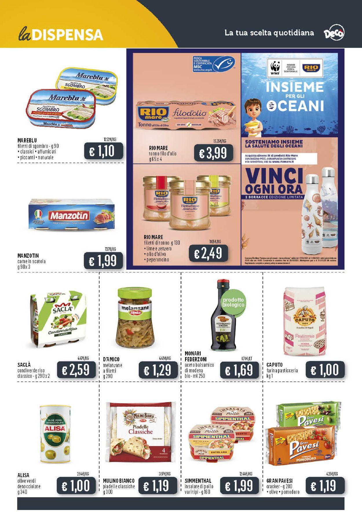 Volantino Deco - Offerte 08/06-17/06/2021 (Pagina 14)