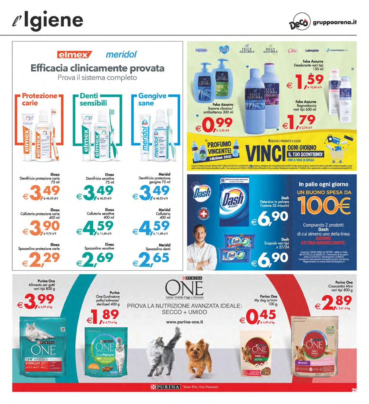 Volantino Deco - Offerte 18/06-28/06/2021 (Pagina 25)