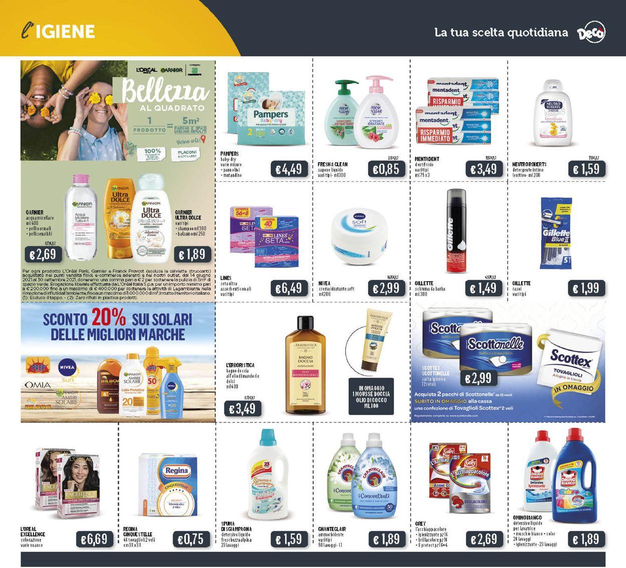 Volantino Deco - Offerte 18/06-28/06/2021 (Pagina 22)