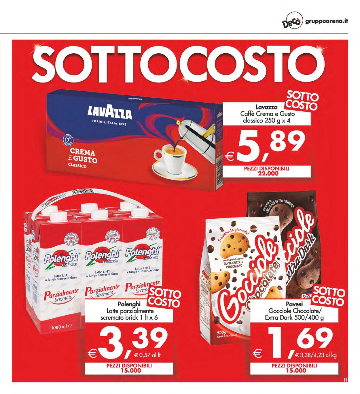 Volantino Deco - Offerte 29/06-08/07/2021 (Pagina 11)