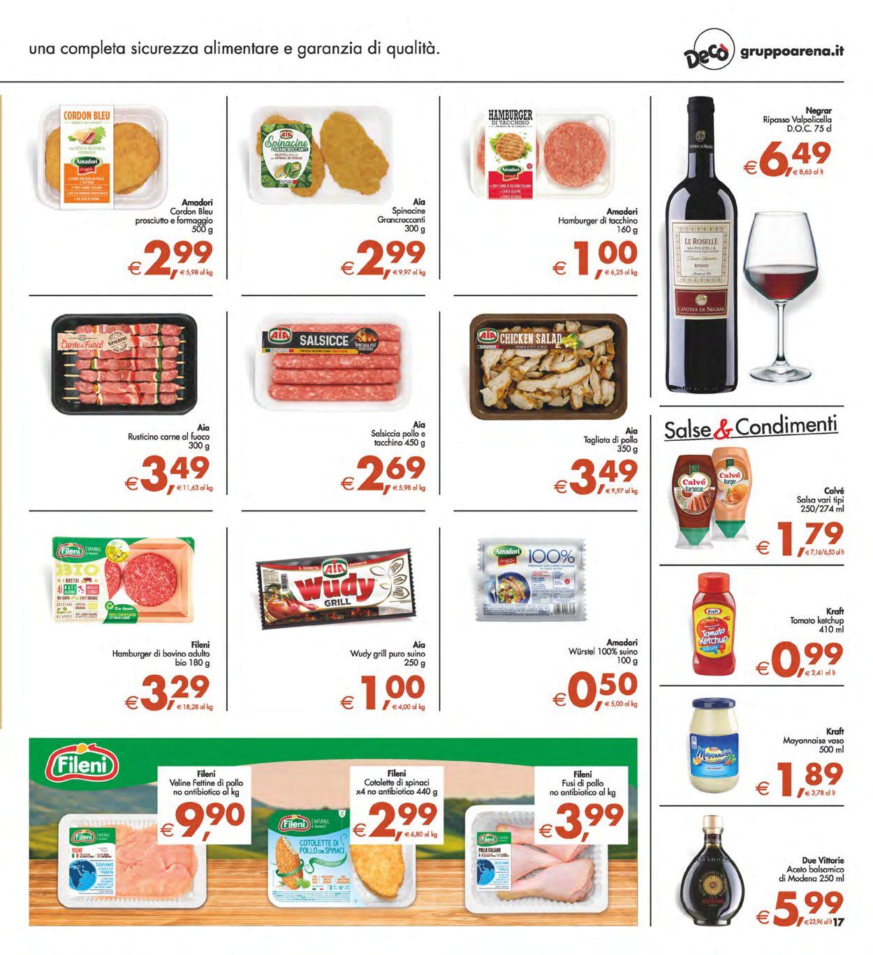 Volantino Deco - Offerte 29/06-08/07/2021 (Pagina 17)
