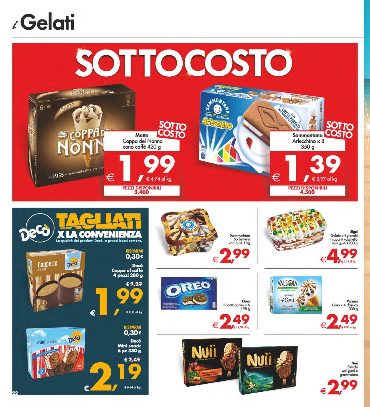 Volantino Deco - Offerte 29/06-08/07/2021 (Pagina 22)