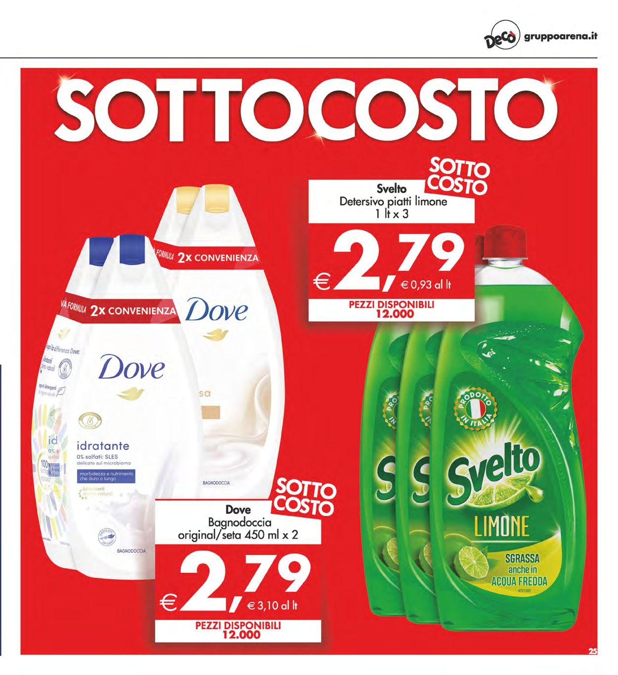 Volantino Deco - Offerte 29/06-08/07/2021 (Pagina 25)