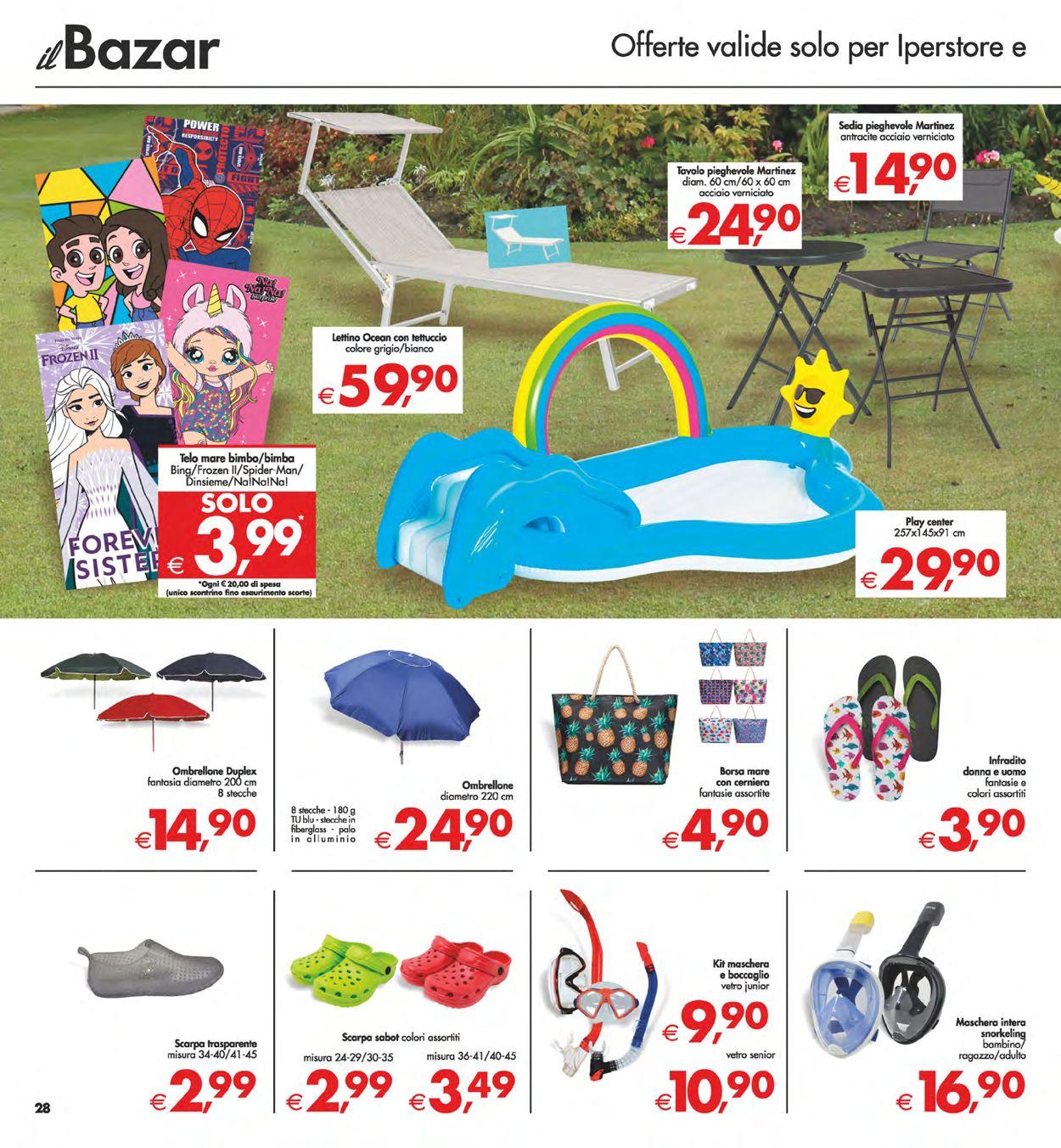 Volantino Deco - Offerte 29/06-08/07/2021 (Pagina 28)